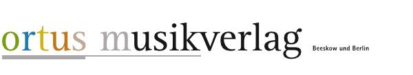 ortus musikverlag